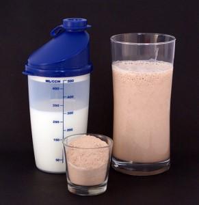 Así es uno de los suplementos más populares, la proteína en polvo