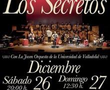 SECRETOS concierto sinfónico
