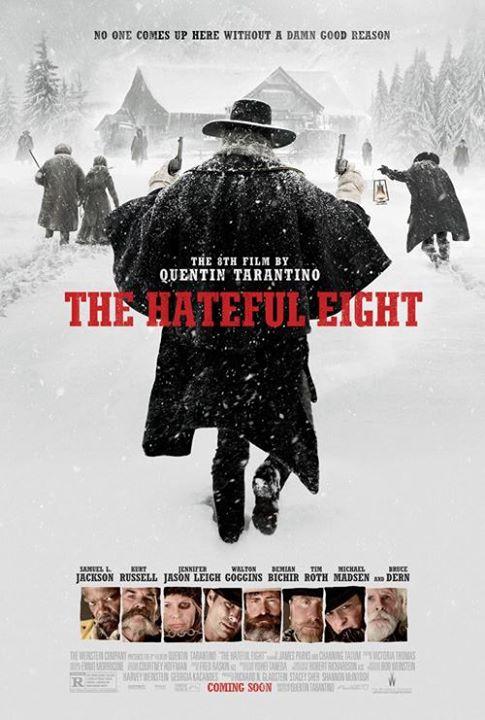 """Crítica de """"Los Ocho más Odiados"""", de Quentin Tarantino, con Samuel L. Jackson"""