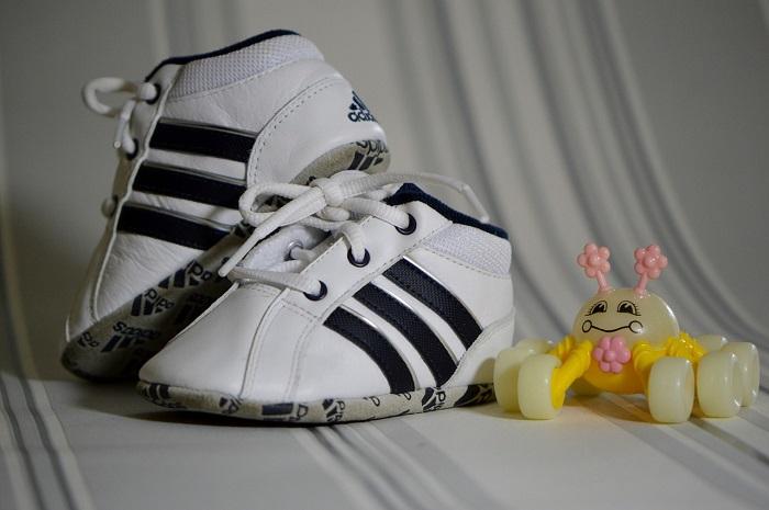 Elige los zapatos adecuados y tu pequeño crecerá sano