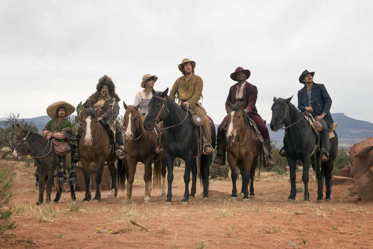 Crítica de 'The ridiculous 6', de Netflix, con Adam Sandler