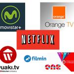 Los competidores de Netflix en el mercado español