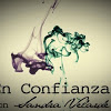 en confianza con Sandra Velarde