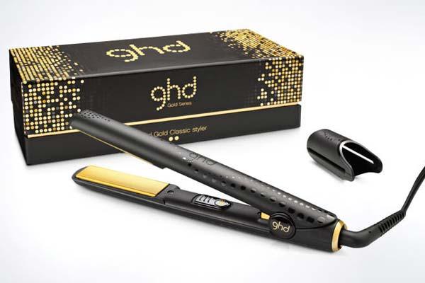 Análisis de la plancha para el pelo ghd V Gold Professional Classic Stylla