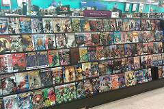 tienda de cómics