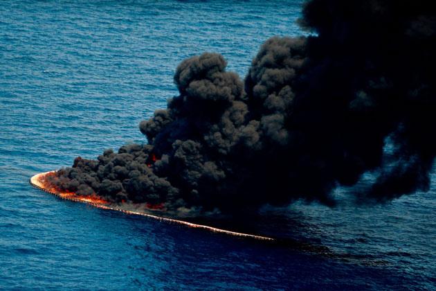 El Mediterráneo, altamente contaminado, implora auxilio