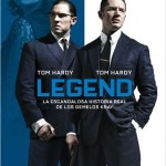 """Crítica de """"Legend"""", de Brian Helgeland"""