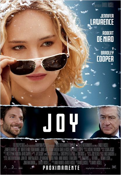 "Crítica de ""Joy"", de David O. Russell, con Jennifer Lawrence"