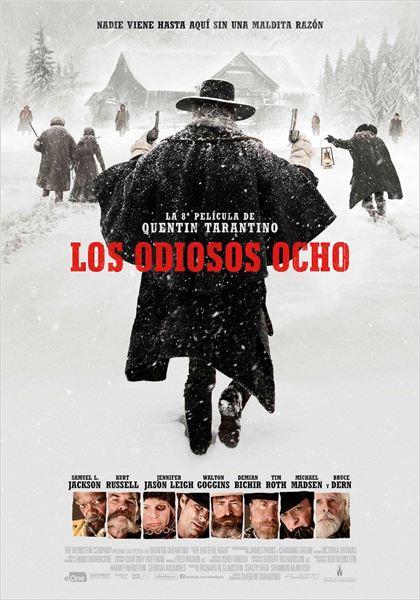 "Crítica de ""Los Odiosos ocho"", de Quentin Tarantino."