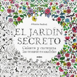 Libros adultos para colorear libros antiestr s for El jardin de los secretos