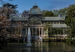 Palacio de Cristal del Retiro
