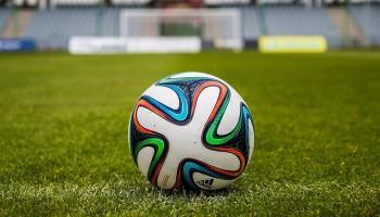 Balón de fútbol. Imagen by Pixabay.