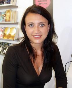 Camila Läckberg, autora de La Princesa de Hielo y creadora del policía Patrik Hedström y de la escritora Erica Falck