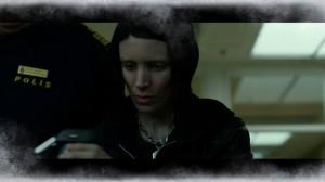 Rooney Mara interpreta a Lisbeth Salander en la película Los Hombres que no amaban a las mujeres (The Girl with the Dragon Tattoo), de David Fincher (2011).