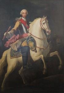 Carlos III. Imagen by Antoine de Favray.