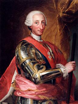 Grandes libros biográficos de Carlos III