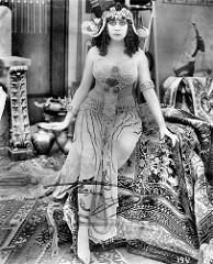 Cleopatra 1917 Theda Bara