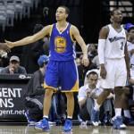 Stephen Curry el último extraterrestre de la NBA