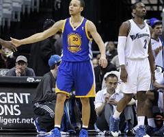 Wizards v/s Warriors 03/02/11