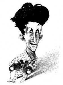 George Orwell Imagen by Branch of the National Union of Journalists