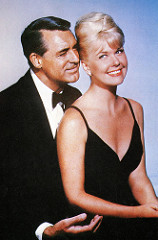 Grant y Doris Day. Imagen by kate gabrielle