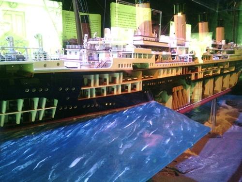 """""""Titanic:The Exhibition"""";una experiencia para ver y sentir."""