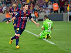 Messi by L.F. Salas