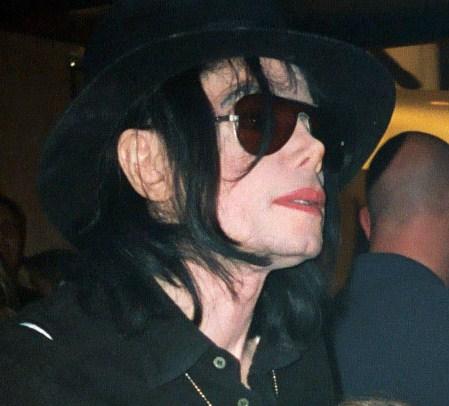 Michael Jackson 'forever'
