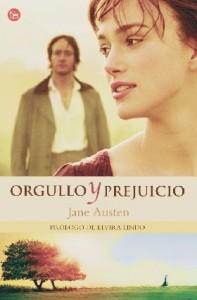Orgullo y Prejuicio, de la escritora británica Jane Austen