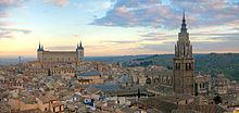 Panorámica de Toledo by Diliff