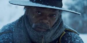 Samuel L. Jackson en The Hateful 8