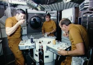 La NASA apuesta por la irradiación de alimentos