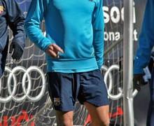 Xavi en su etapa en BarcelonaBy Mutari