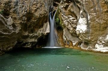 cañón rio verde