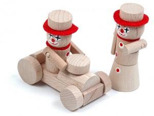 juguete sostenible natural muñecos educativo