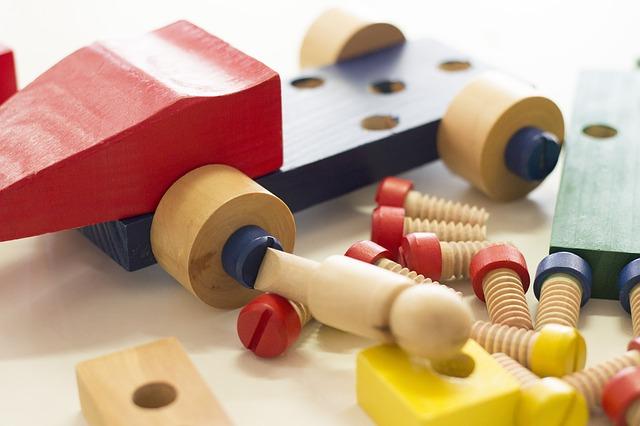 Juguetes de madera: bonitos, ecológicos y educativos