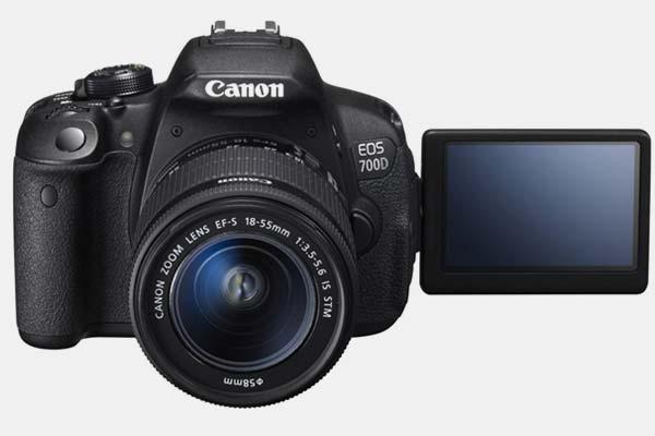 Las 10 cámaras digitales réflex más vendidas