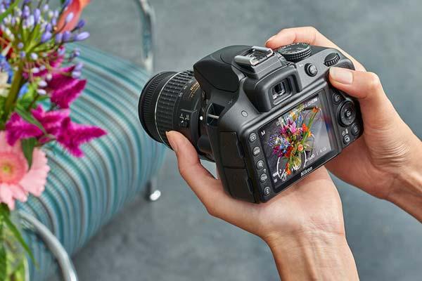 Análisis y características de la cámara digital Nikon D3300