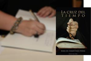 """""""La cruz del tiempo"""", reseña de la novela de María del Carmen Navas"""