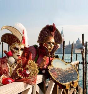 Mejores carnavales del mundo. Carnaval Venecia