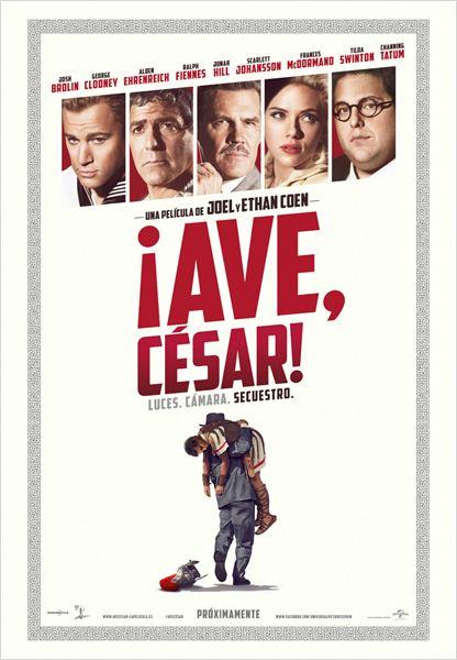 """Crítica de """"¡Ave, César!"""", de los hermanos Coen."""