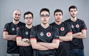 G2 Vodafone, equipo español de eSport