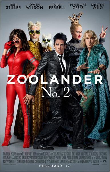 """Crítica de """"Zoolander No.2"""", de Ben Stiller"""
