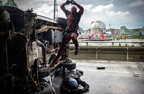 "Crítica de ""Deadpool"", con Ryan Reynolds"