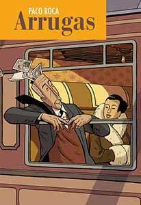 Portada del cómic Arrugas, de Paco Roca