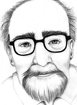 Ramon J. Sender. Imagen by Alexandrapociello.
