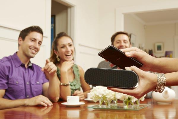 Análisis y características de los altavoces portátiles Sony SRSX2B