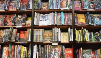 Cuatro cómics para descubrir la novela gráfica