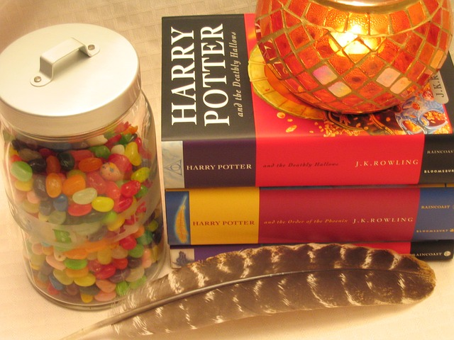 Libros similares a Harry Potter