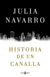 "Portada de ""Historia de un canalla"""